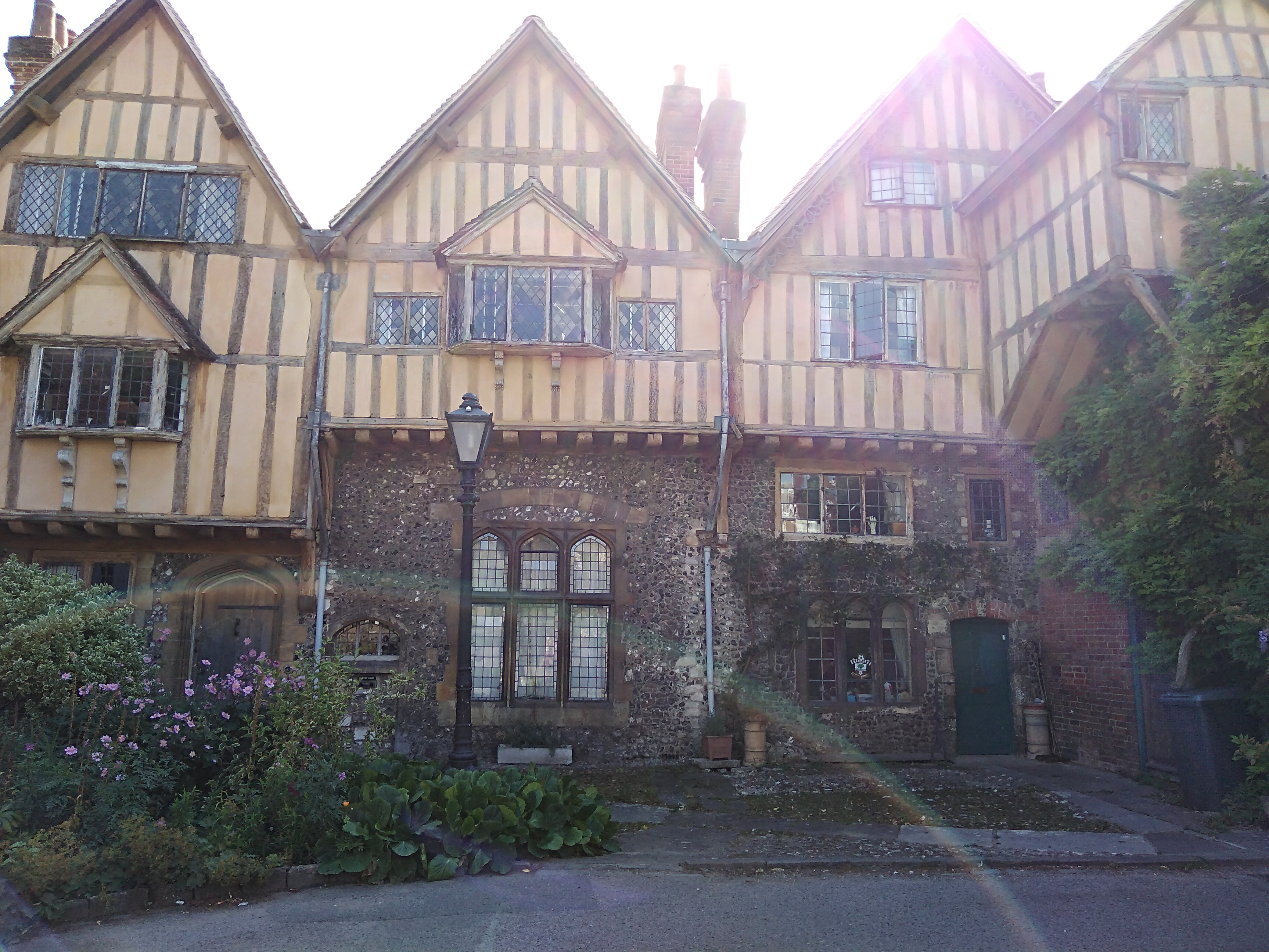 winchester, city of winchester, explore winchester, king alfreds walk, cheyney house