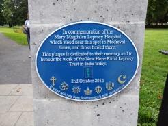 mary magdalen hospital, southampton england, explore southampton, visit southampton british history
