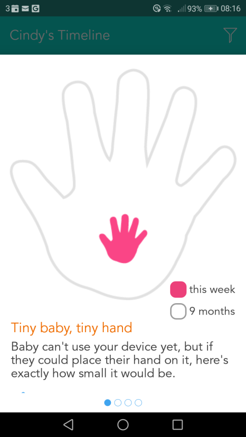 first baby, second trimester, ultrasound, listening to babys heartbeat, granny in waiting, first grandchild, ovia app