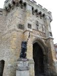 the fantastic Bargate in Southampton