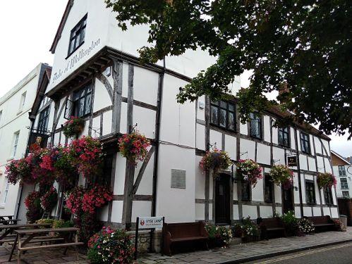 the duke of wellington pub southampton england, explore southampton, visit southampton