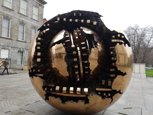 visit ireland, trinity college dublin