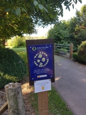 walking the pilgrims way, walkers welcome, winchester to canterbury