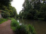 river wey, walking the pilgrims way, the pilgrims way winchester to canterbury, long distance walks england, women walking solo