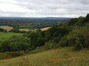 reigate hill, national trust, walking the pilgrims way, the pilgrims way winchester to canterbury, long distance walks england, women walking solo