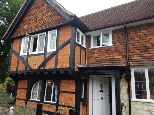 the old forge merstham domesday book village, walking the pilgrims way, the pilgrims way winchester to canterbury, long distance walks england, women walking solo, merstham to oxted, the north downs way