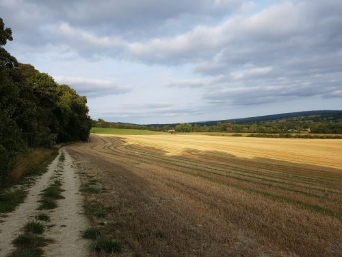 backpacking, long distance walks, walking the pilgrims way, the pilgrims way winchester to canterbury, women walking solo