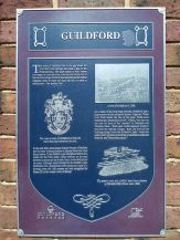 explore guildford, guildford history, walking the pilgrims way, long distance walks england, women solo walking