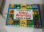 a bright colourful book for Peanut