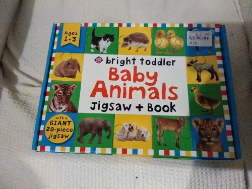 a bright colourful book for Peanut
