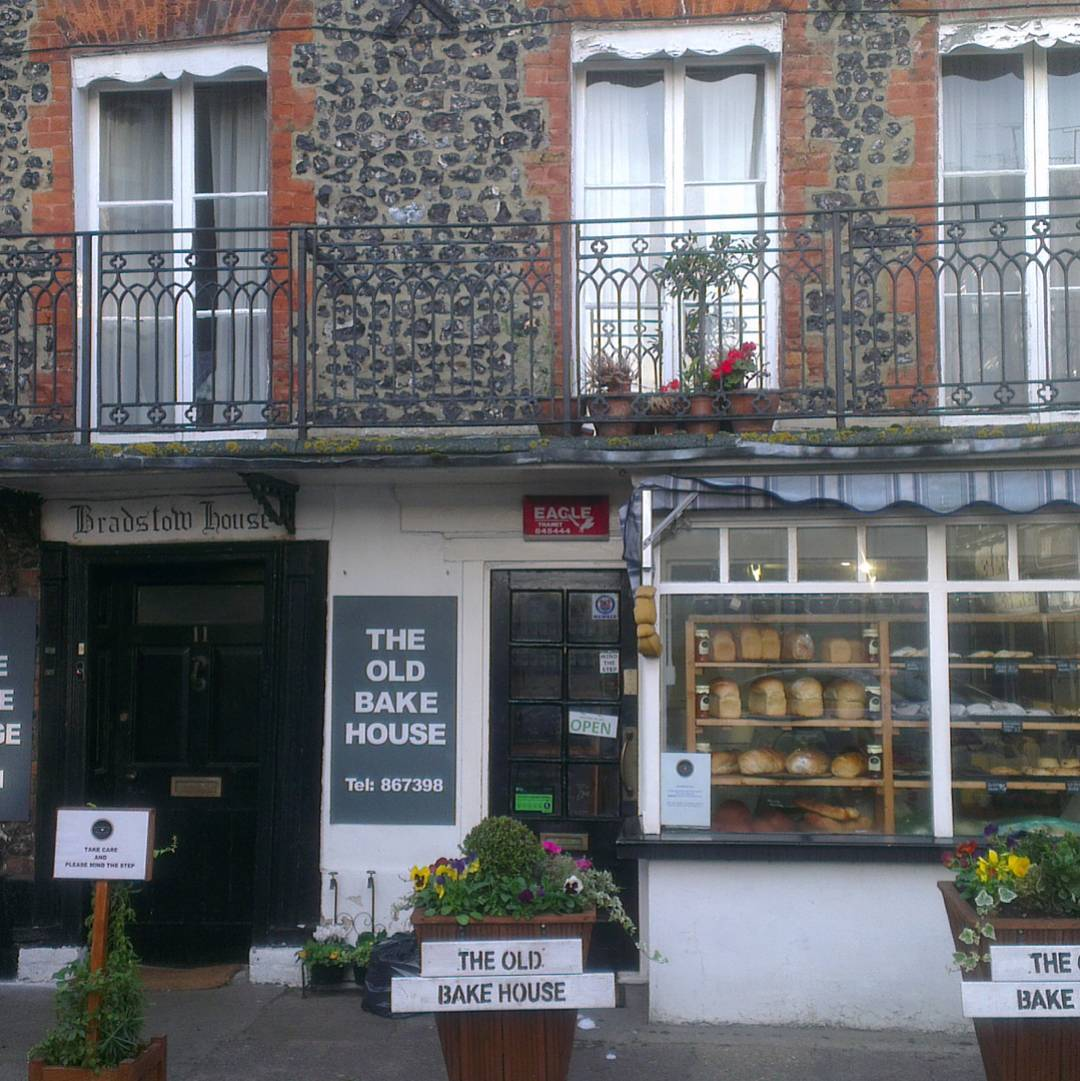the old bake house broadstairs, walk 1000 miles, walking the isle of thanet