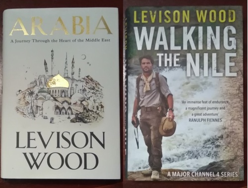 book reviews, book recommendations, walking the nile levison wood, arabia levison wood, travel adventures