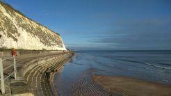 A stunning day on the Kent coast
