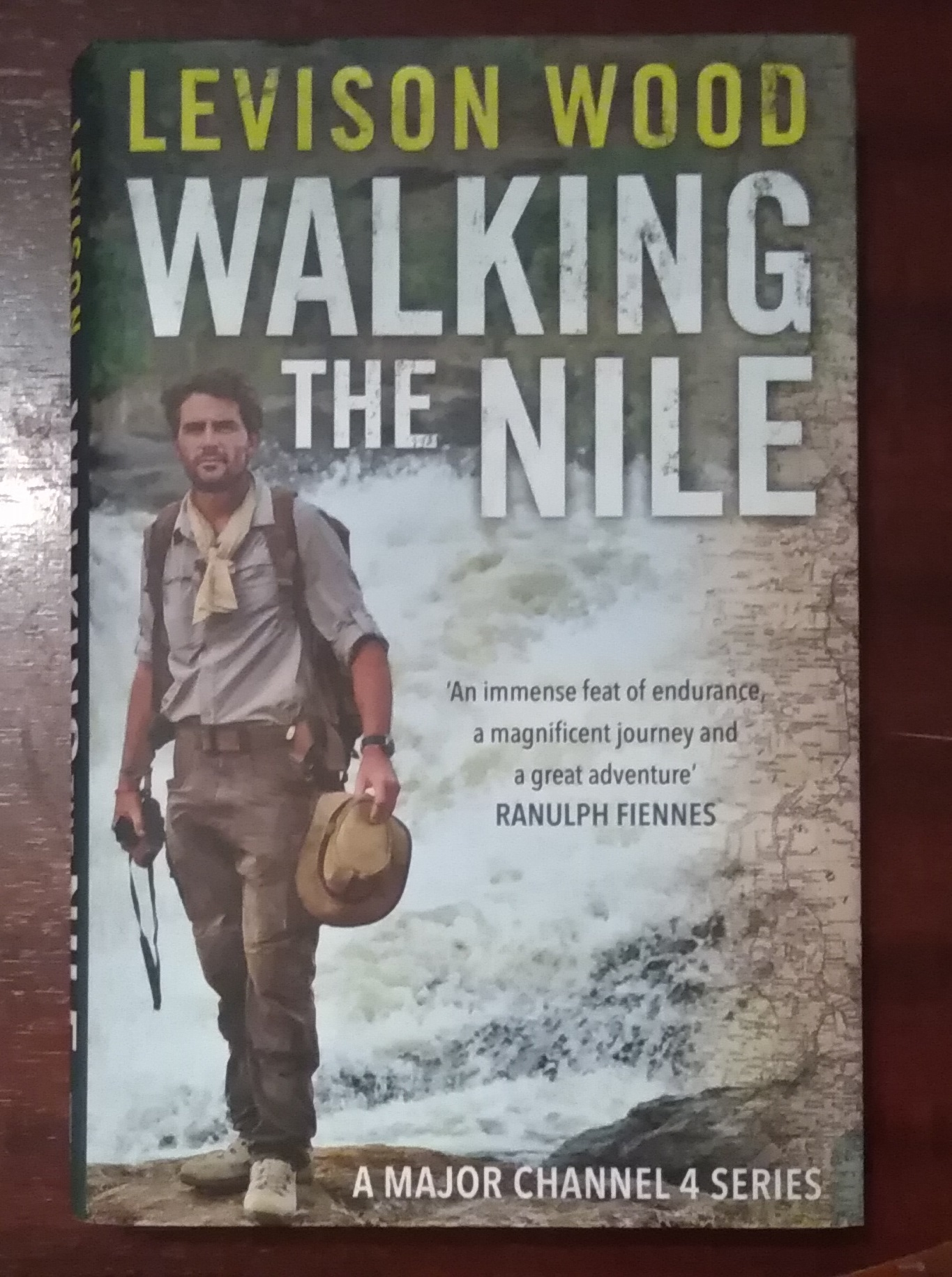 walking the nile levison wood, books to read, book recommendations