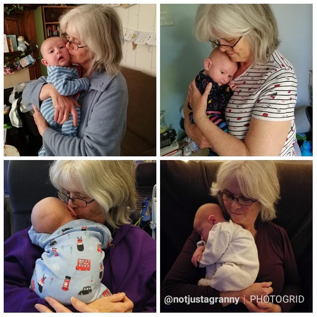grandchildren, being a granny