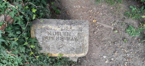 pilgrims way, north downs way,