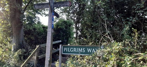 pilgrims way, north downs way,