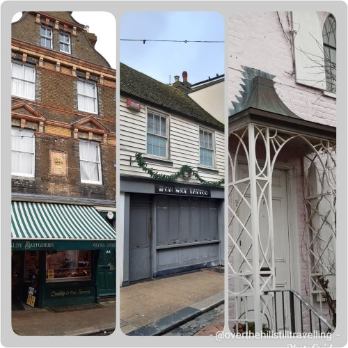 architecture in faversham