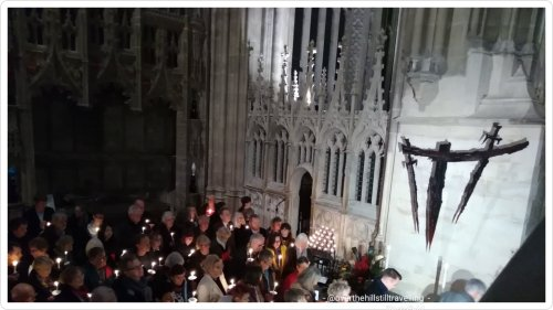 a choral evensong service to commemorate Becket's martyrdom