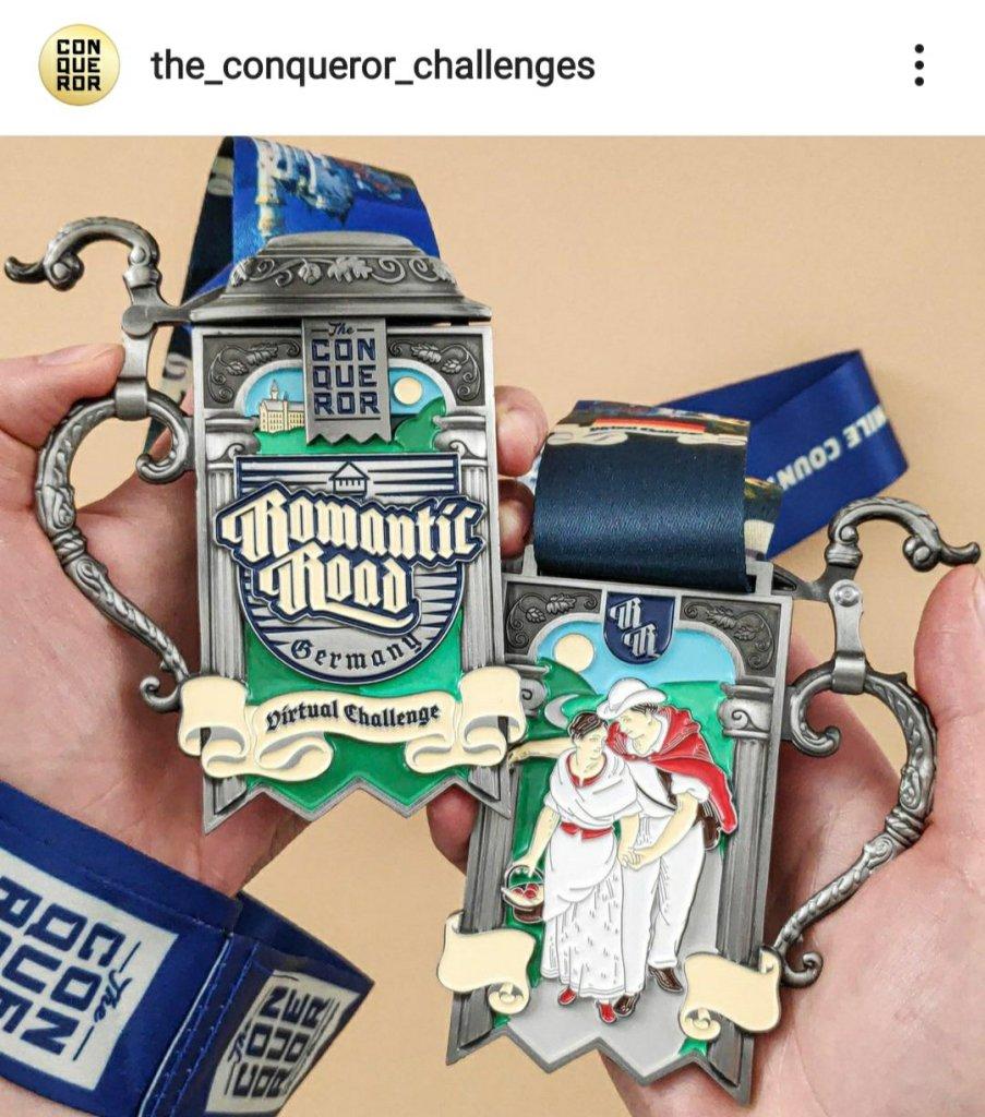 conqueror challenges