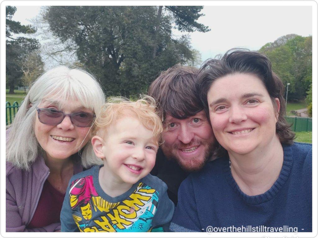the joy of family