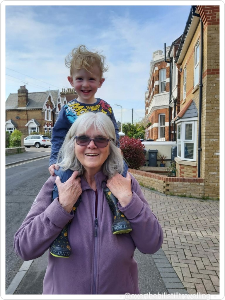 travels with Granny