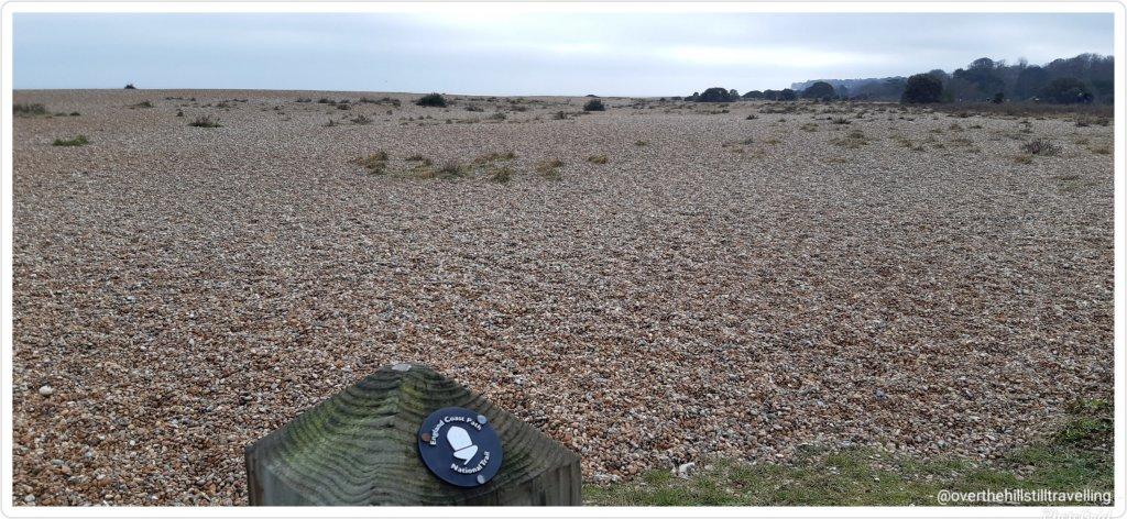 walking the English Coast Path at Deal