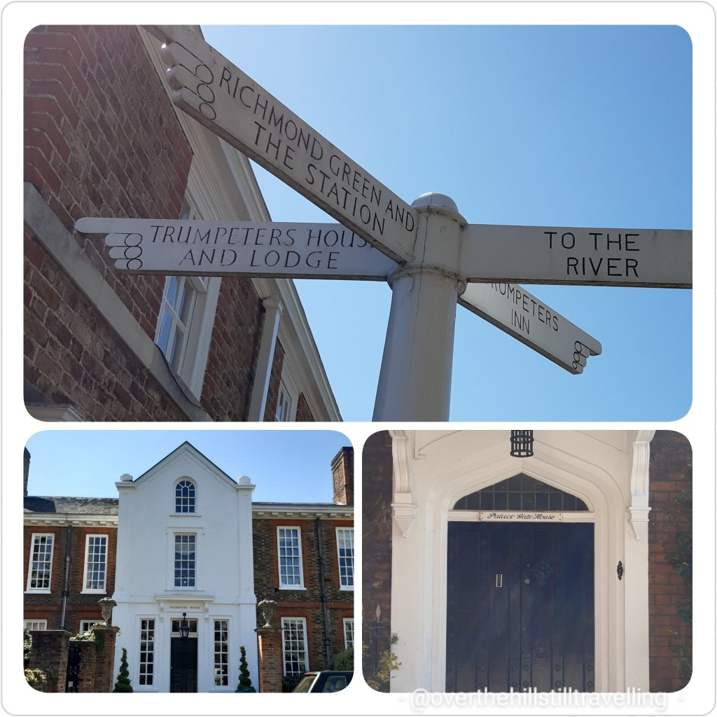 Walking the Thames Path, Richmond Palace